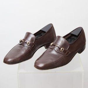 Bally 618826 Shoe Loafer Size 9.5E